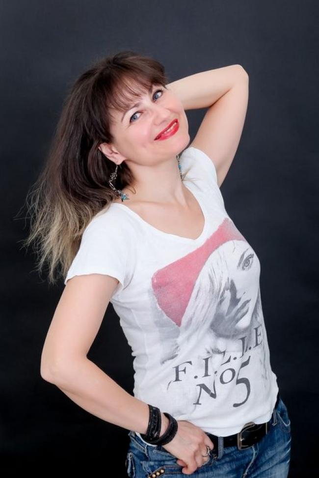 Олена Шидерова