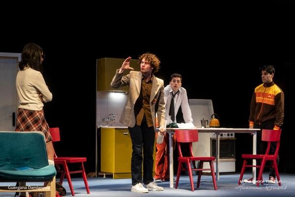 """На 12-и 13-и февруари ще бъде премиерата на най-новия спектакъл на Младежки театър """"Николай Бинев"""" - """"Лунните деца"""""""
